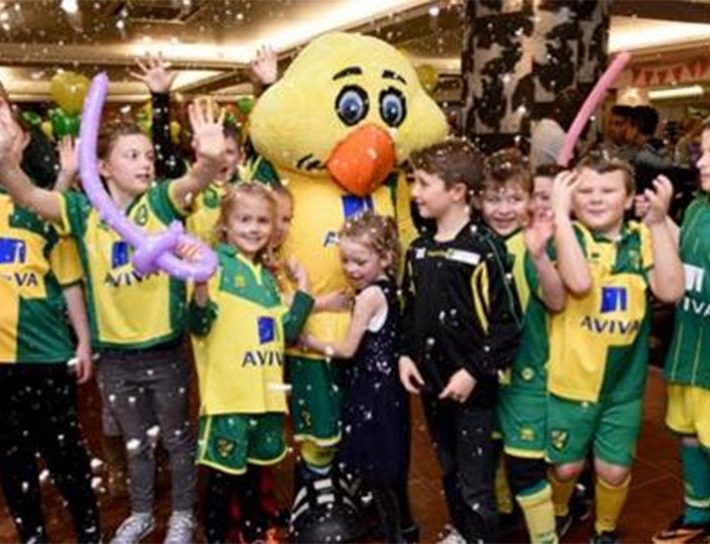 NCFC Junior Christmas Party (Images)
