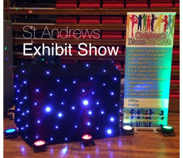 St Andrews Exhibit Show